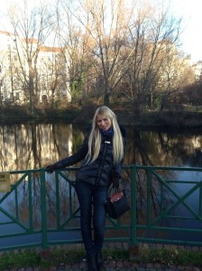 у реки Берлинской
