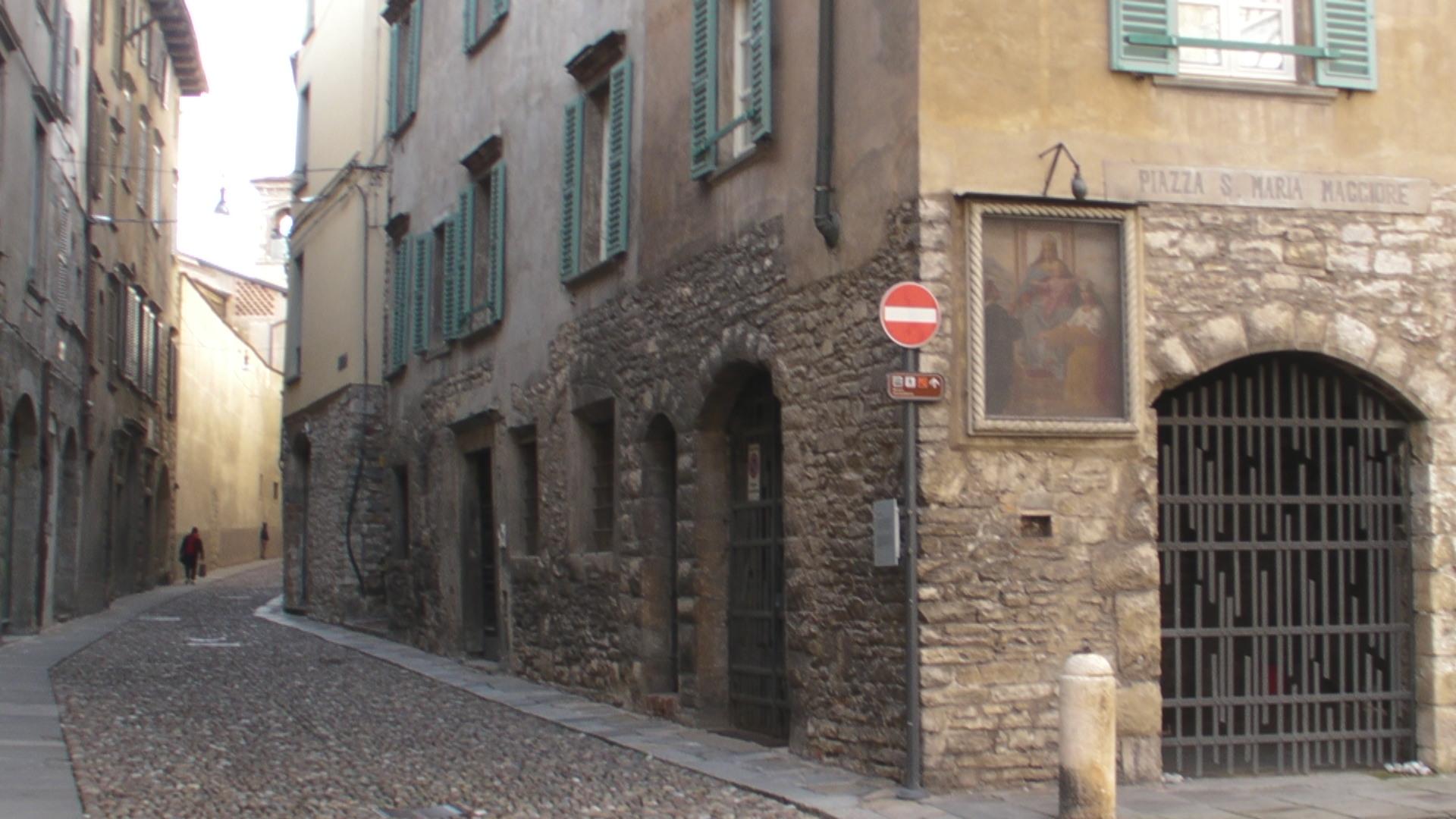 старинный городок